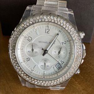Michael Kors Clear Watch - MK 5337